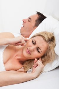 Stop the snoring with treatment for sleep apnea in Tulsa OK.