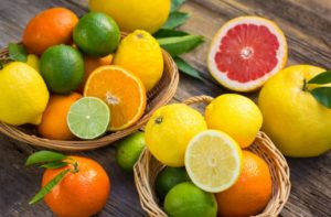 colorful fruit healthy snacks