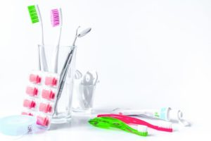 oral hygiene supplies